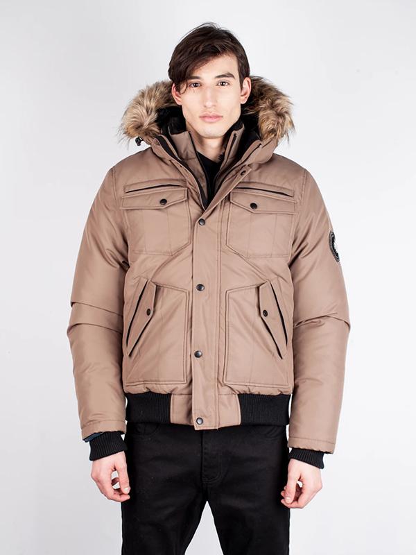 Toboggan-jacket